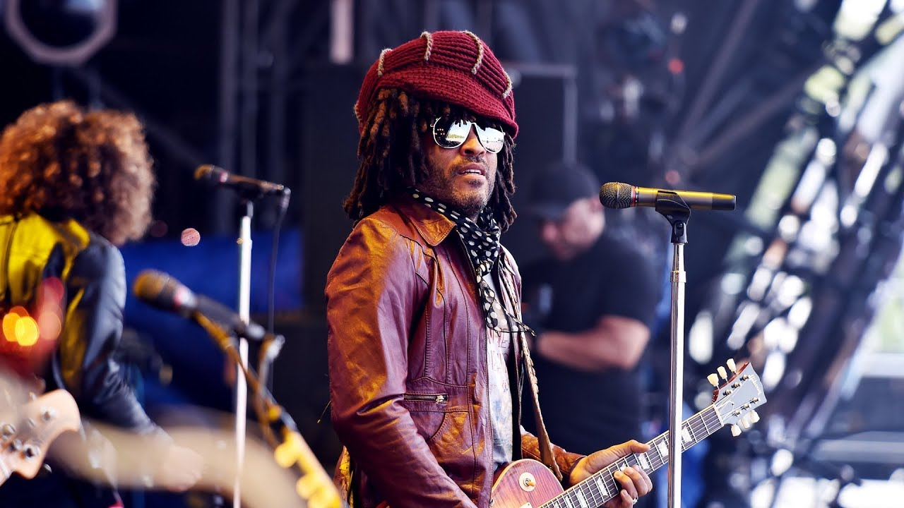 Lenny Kravitz - Are You Gonna Go My Way (Radio 2 Live in Hyde Park)