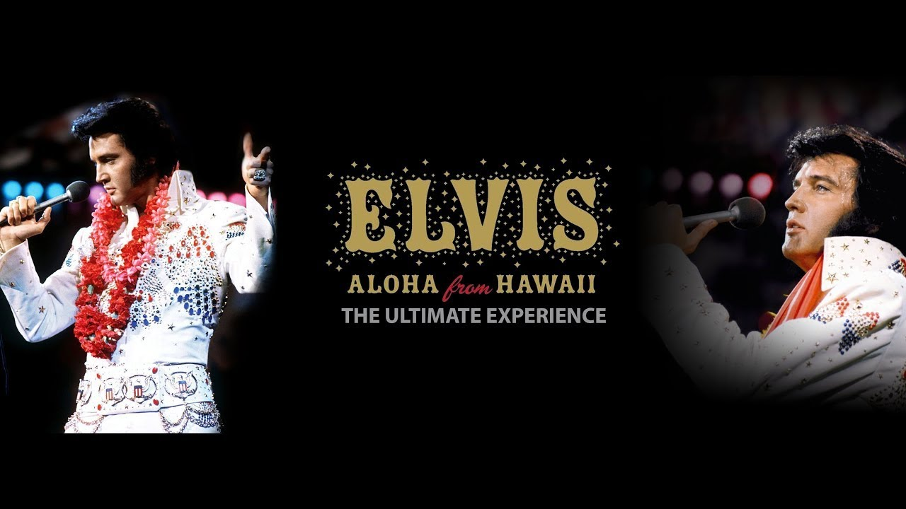 NL 9+ Elvis Presley - Aloha From Hawaii, Live in Honolulu, 1973 (Full Concert) The Ultimate Experience
