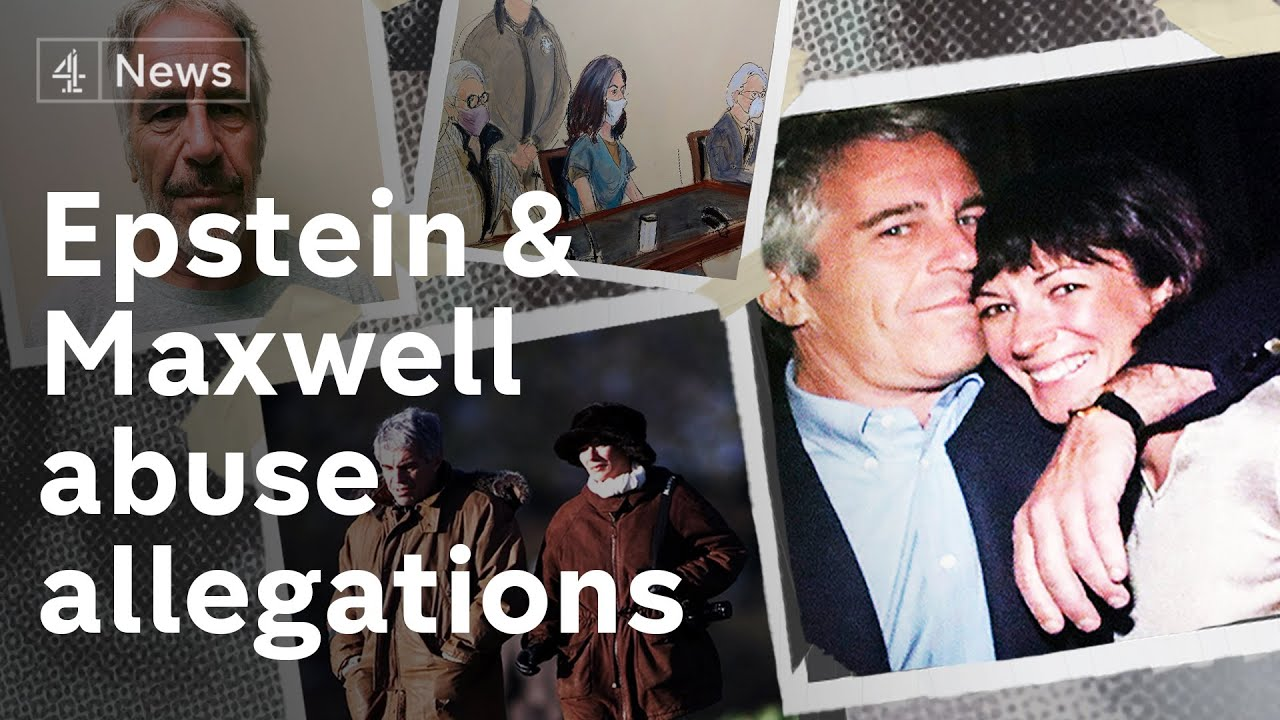 Revealed: Epstein and Maxwell implicated in multiple claims of abuse in UK over a decade